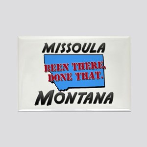 missoula montana - been there, done that Rectangle