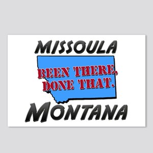 missoula montana - been there, done that Postcards