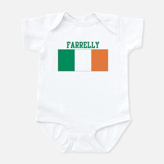Farrelly (ireland flag) Infant Bodysuit