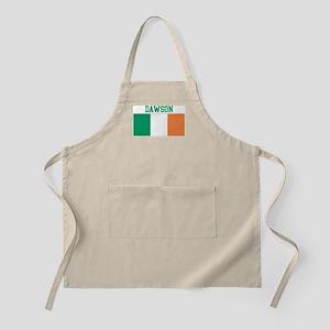 Dawson (ireland flag) BBQ Apron