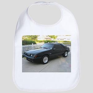 84 Mustang Bib