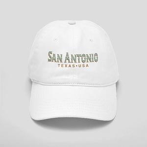 Retro San Antonio Cap
