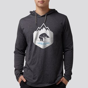 Tahoe Donner - Truckee - Cal Long Sleeve T-Shirt