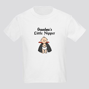 Grandma's Little Nipper Kids Light T-Shirt