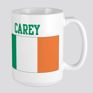 Carey (ireland flag) Large Mug
