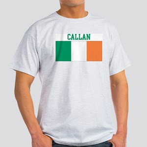 Callan (ireland flag) Light T-Shirt