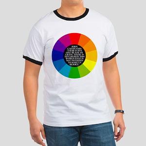 John Calvin-Color Ringer T