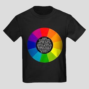 John Calvin-Color Kids Dark T-Shirt
