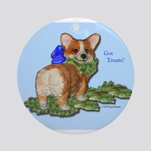 Got Treats? Ornament (Round)