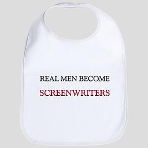Real Men Become Screenwriters Bib