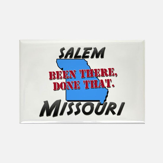 salem missouri - been there, done that Rectangle M