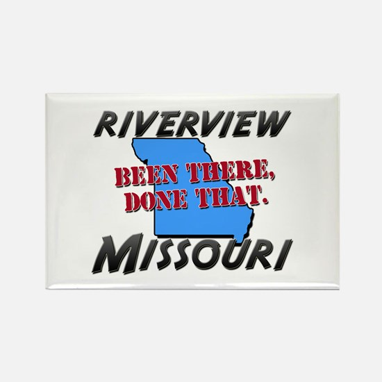 riverview missouri - been there, done that Rectang