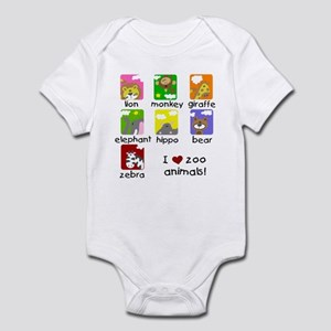 875adf2aacbdeb I Love Zoo Animals Infant Bodysuit. I Love Zoo Animals Infant Bodysuit.   16.95.  19.99 · Baby Bro Elephant Body Suit. Baby ...