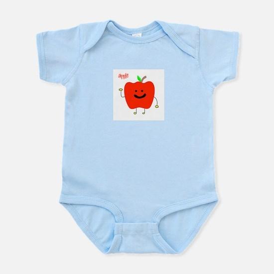 Apple Infant Creeper