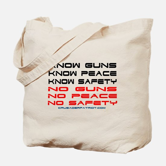 Cute The history of gun control Tote Bag