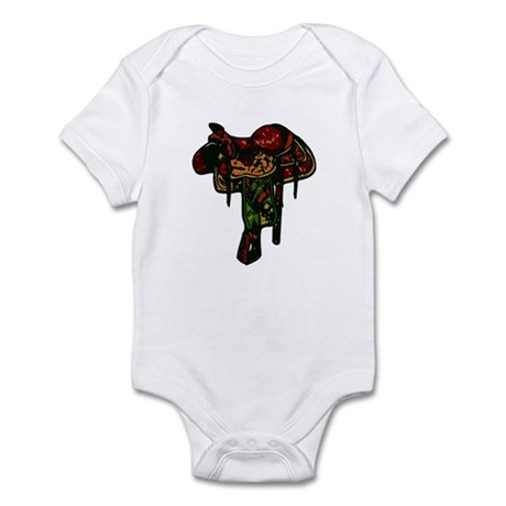 SADDLE (1) Infant Bodysuit
