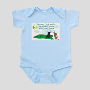 scottie Infant Bodysuit