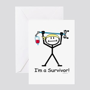 Cancer Survivor Greeting Card