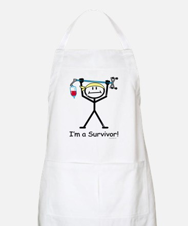 Cancer Survivor BBQ Apron