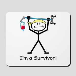 Cancer Survivor Mousepad