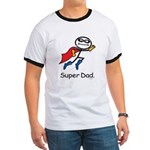 Super Dad Ringer T