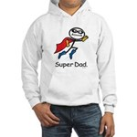 Super Dad Hooded Sweatshirt