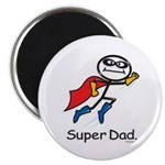 Super Dad Magnet