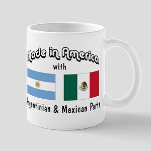 Argentinian-Mexican Mug