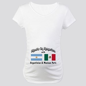 Argentinian-Mexican Maternity T-Shirt