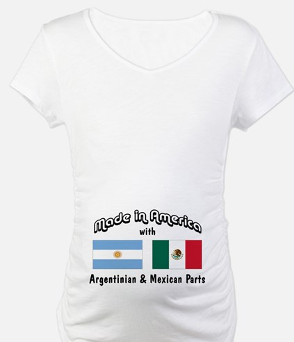 Argentinian-Mexican Shirt