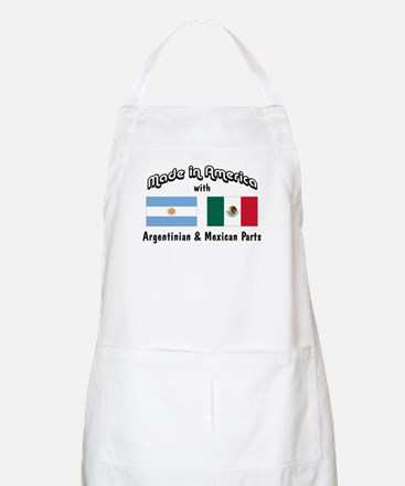 Argentinian-Mexican BBQ Apron