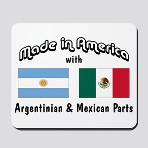 Argentinian-Mexican Mousepad