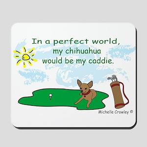 chihuahua Mousepad