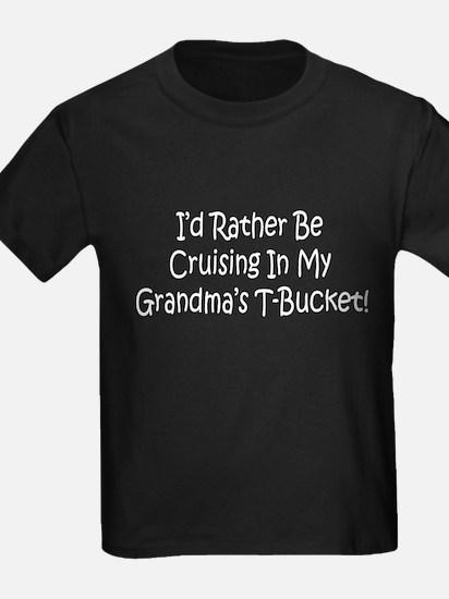 In My Grandma's T-bucket T