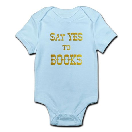 Yes to Books Infant Bodysuit