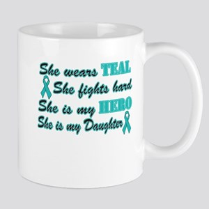 She is a Daughter and Hero, T Mug