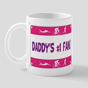 Daddy's #1 Fan Mug