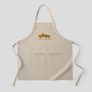 Carrot Junkie BBQ Apron