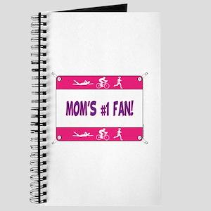 Mom's #1 Fan Journal