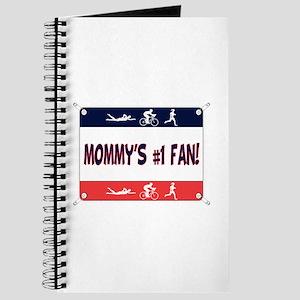 Mommy's #1 Fan Journal
