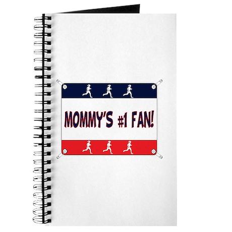 Mommy's #1 Fan Running Journal