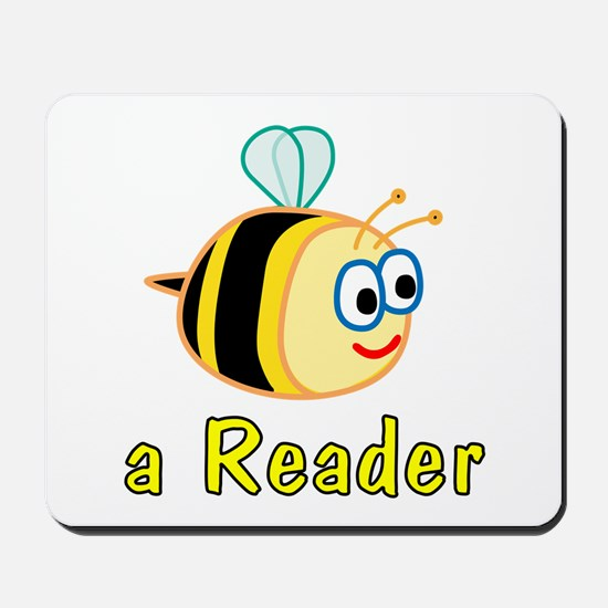 Book Reading Mousepad