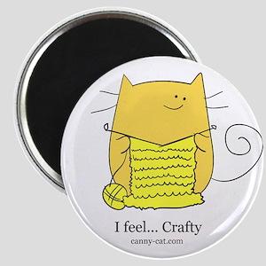 I feel... Crafty! Magnet