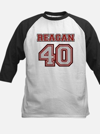 Reagan #40 Kids Baseball Jersey