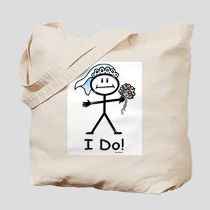 BusyBodies Wedding Bride Tote Bag