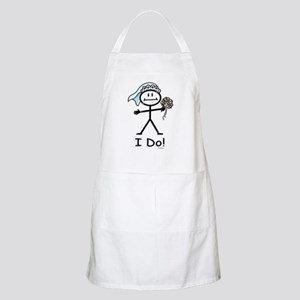 BusyBodies Wedding Bride BBQ Apron