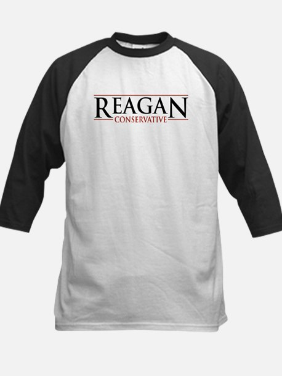 Reagan Conservative Kids Baseball Jersey