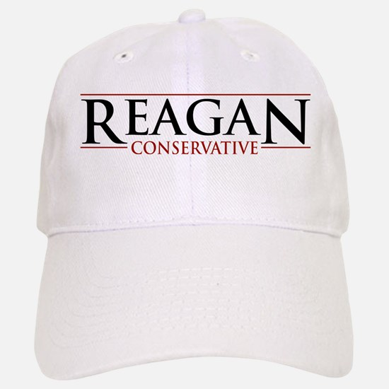 Reagan Conservative Baseball Baseball Cap