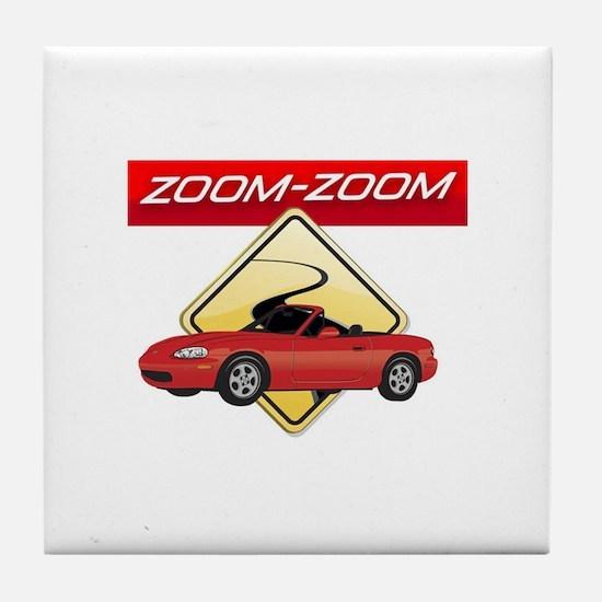 Miata MX-5 Tile Coaster