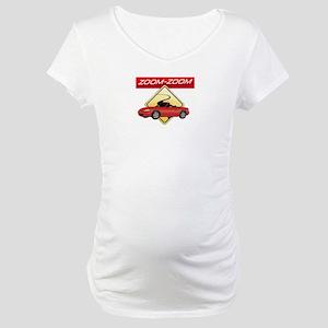 Miata MX-5 Maternity T-Shirt